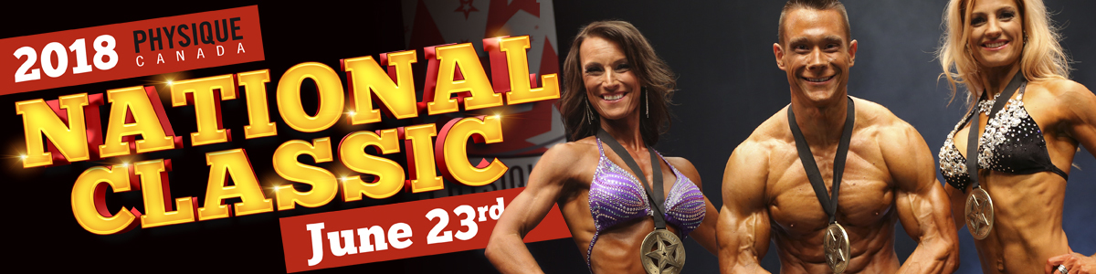Physique Canada Canadian Championships