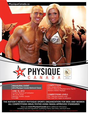 Physique Canada June 16