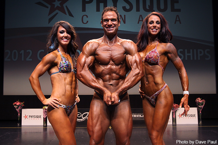 Kim Chartrand, Rob DeLuca and Michele Steeves