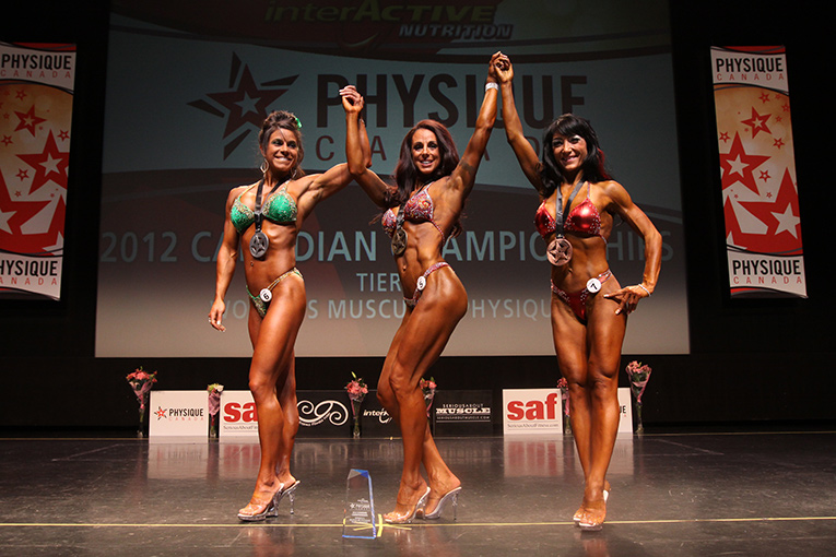 2012 Physique Canada Canadian Championships