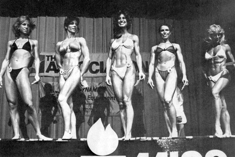 Ms. Olympia 1980
