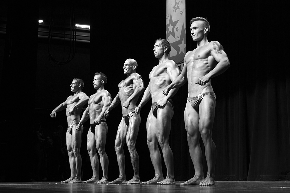 Coupe Progym lineup